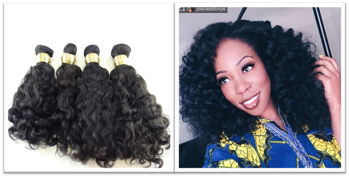 Signature Deep Curly Collection | 17-18