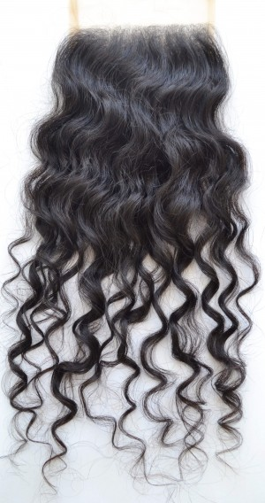 Curly Lace Closure 720