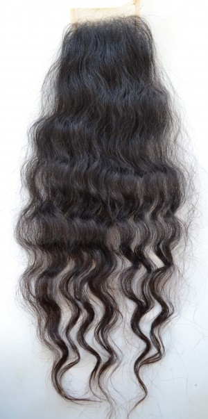 Wavy Curly Lace Closure 754