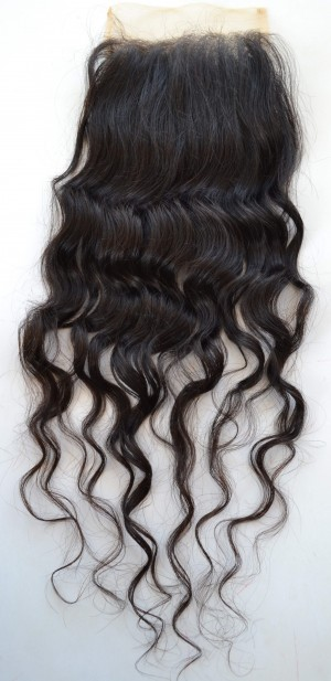 Curly Lace Closure 756