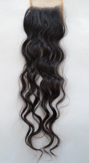 Curly Lace Closure 427